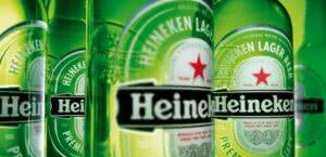 trabalha na Heineken