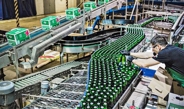 trabalhar na Heineken